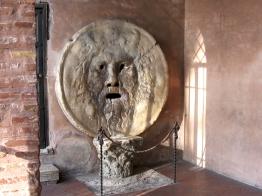 Bocca della Verità en Roma