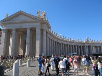 vaticano viajar barato