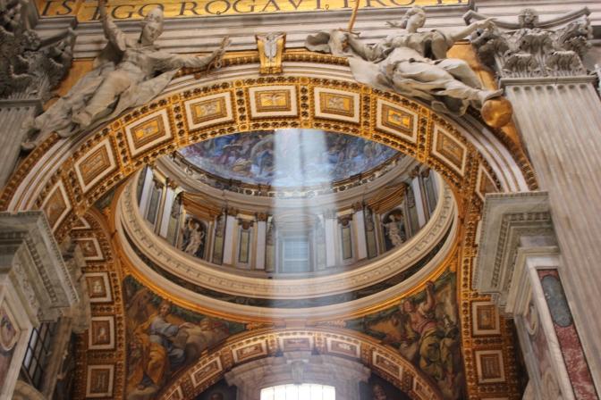 Roma, llena de historia, arte y buena comida