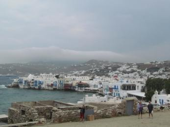 grecia viajar barato
