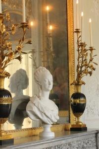 Busto de María Antonieta en el Pequeño Trianón