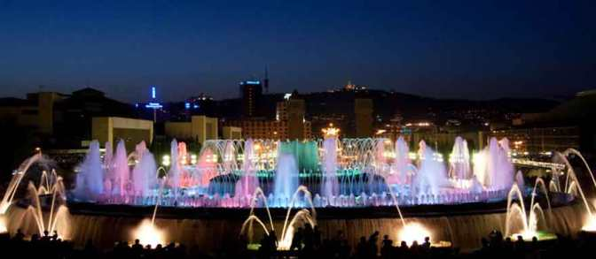 Barcelona,la joya de Gaudí , enclavada en el mediterráneo